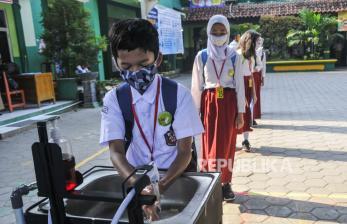 Sekolah di Tangerang akan Terapkan Skema Ganjil Genap