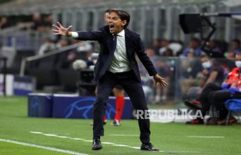 Inzaghi: Inter Harus Manfaatkan Peluang Lawan Sheriff