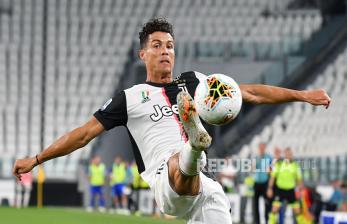 Juventus Dilaporkan Tawarkan Ronaldo ke Banyak Klub