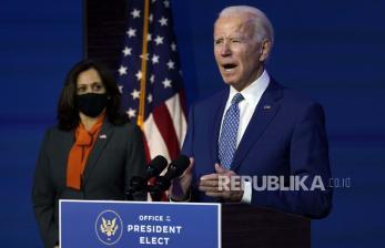 Joe Biden Pilih Perempuan untuk Pimpin Intelijen AS