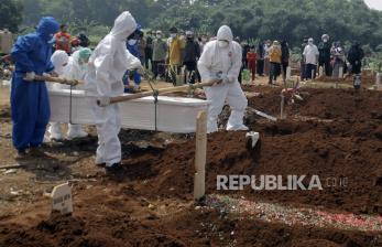 Pasien Covid-19 Meninggal di Riau Umumnya Komorbid