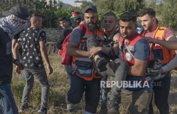 Duka Paramedis Palestina Demi Selamatkan Jiwa