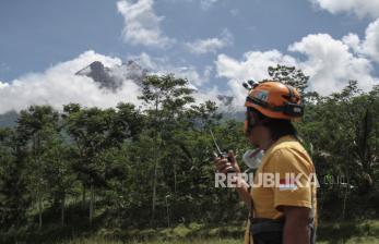 BPPTKG: Belum Ada Bukti Abu Vulkanik Bisa Matikan Covid-19