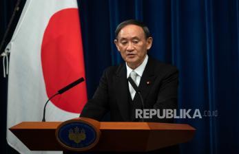 PM Suga Dikabarkan Tunda Pemilu Awal Tahun Ini