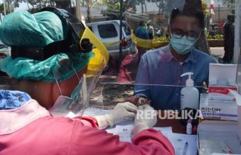 Kota Bandar Lampung Kembali Masuk Zona Merah Covid-19