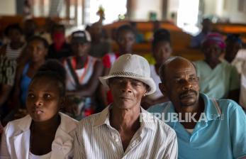 17 Misionaris AS Diculik di Haiti