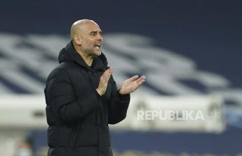 Ke Semifinal Liga Champions, Pep: City Terus Bangun Sejarah