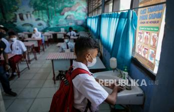 Dinkes Cirebon: Belum Ada Laporan Kasus Covid-19 Selama PTM
