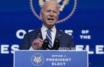 Joe Biden Peringatkan Pandemi akan Semakin Mengerikan