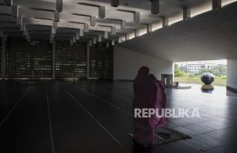 Rumah Ibadah dan Pesantren Butuh Sarana di Era Normal Baru
