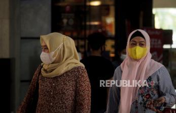 48 Persen Kelurahan di Sulawesi tak Patuhi Pakai Masker