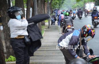 Hampir 20 Persen Wilayah Indonesia Telah Alami Musim Hujan