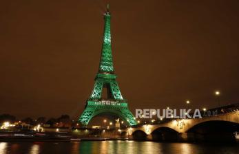 Tekan Kasus Covid-19, Prancis Pertahankan Jam Malam