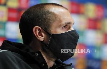 Hadapi Dynamo Kiev, Juventus Bisa diperkuat Chiellini
