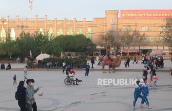 Klarifikasi China Soal Tuduhan Pelanggaran HAM di Xinjiang