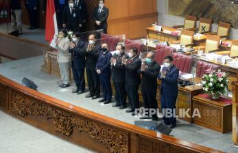 Ini Nama-Nama Tujuh Hakim Agung yang Disahkan DPR