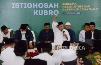 Istigasah di Pusdai, Habib Luthfi: Ingatlah Allah SWT