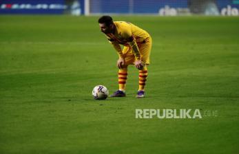 Koeman Harap Messi Tampil Cemerlang Lawan Osasuna