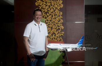 Dilaporkan ke Menteri BUMN, Ini Penjelasan Garuda Indonesia