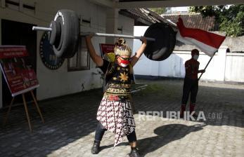 In Picture: Apresiasi untuk Atlet Indonesia di Olimpiade Tokyo