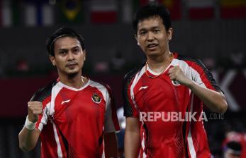 Agenda Atlet Indonesia Hari ini, Daddies Berjuang ke Final