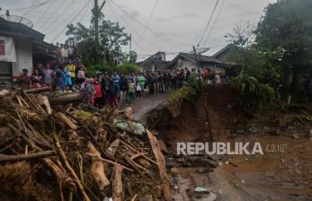 Jabar akan Tanamkan Budaya Tangguh Bencana Sejak Dini