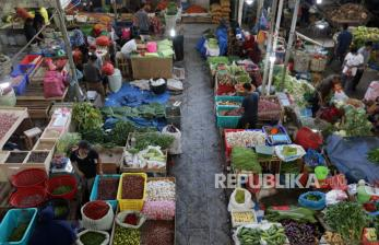 Jokowi Antisipasi Lonjakan Harga Pangan Jelang Ramadhan