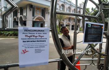 Kelurahan di Bogor Mulai Bentuk RW Siaga Corona
