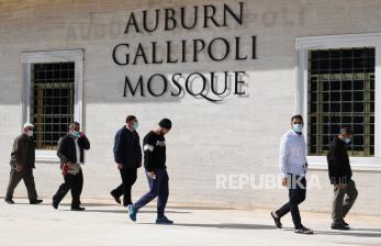 Muslim Australia Akhirnya Bisa Nikmati Buka Bersama