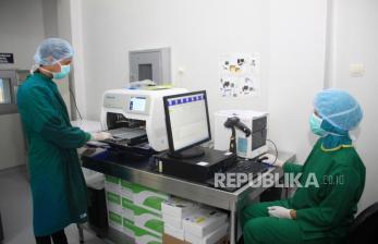 Alat PCR Rusak, Labkesda Tangsel tak Terima Sampel Covid-19