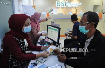 BSI Migrasi 7,2 juta Rekening dari BNI dan BRI Syariah
