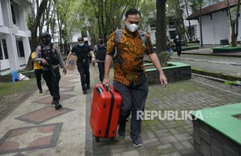 KPK Geledah Rumah Tersangka Penyuap Gubernur Nurdin Abdullah