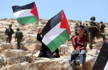 Palestina Pilih Mundur dari Kepresidenan Liga Arab