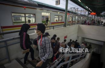 Mulai 21 Juni, KAI Commuter Lakukan Tes Antigen Acak