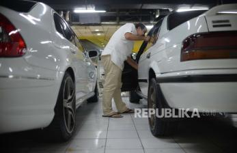 Pasar Mobil Bekas Mulai Bangkit