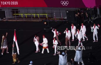 Hari Ini, Indonesia Berebut Emas di 3 Cabor Olimpiade 2020