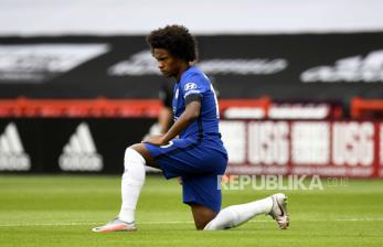Willian Gabung Arsenal