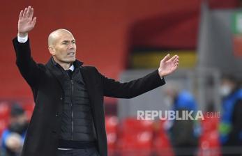Jika Zidane Pergi, Ini Daftar Calon Pelatih Real Madrid