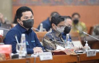 Erick Thohir Minta BUMN Tingkatkan Dividen untuk Negara