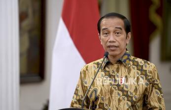 Jokowi Ajak Elemen Bangsa Bergandeng Tangan Hadapi Pandemi