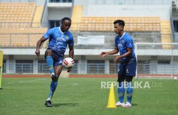 Igbonefo Isyaratkan Persib Kian Matang Jelang Piala Menpora