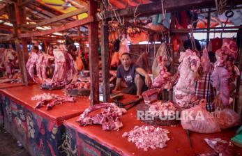 Harga Daging Sapi di Tangsel Diprediksi Capai Rp180 Ribu