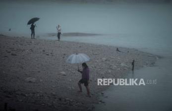 Aktivitas Wisata Ciwidey Bandung Turun Lebaran Kali Ini