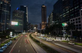 Tidak Ada Penyekatan Jalan di Jakarta Selama PSBB