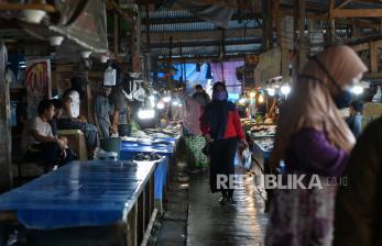 Dinkes Ingatkan Ketertiban Protokol Kesehatan di Pasar