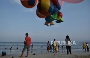 Empat Wisatawan Tenggelam di Pantai Santolo Garut