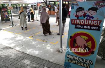 In Picture: Berwisata di Kebun Binatang Gembiraloka Yogyakarta
