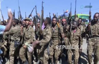 Ultimatum PM Ethiopia Dianggap Angin Lalu Pasukan Tigray