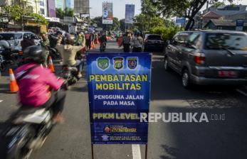 Puncak Kasus Covid-19 Jawa-Bali yang Telah Terlampaui