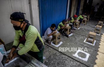 Positif Covid-19 di Indonesia Tambah 1.679, Jatim Terbanyak
